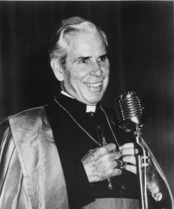 Venerable Servant of God Fulton J. Sheen