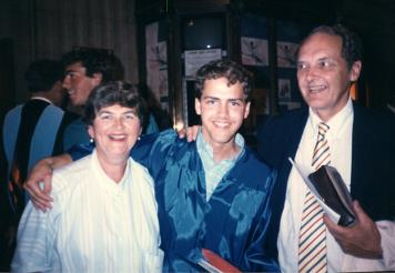MHS Graduation 6-8-1988